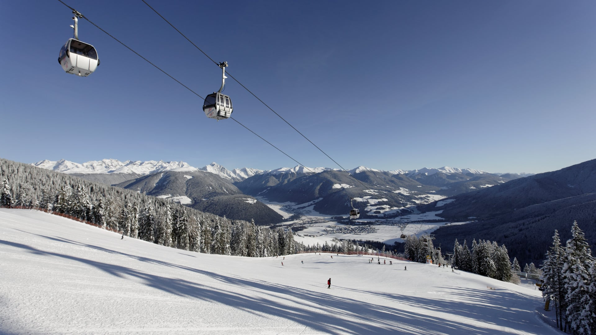 South Tyrol's Number 1 Ski Mountain