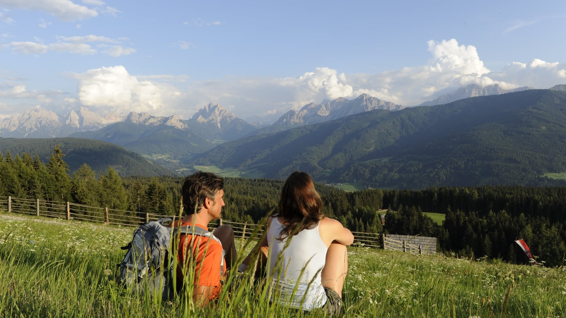 Summer in the Kronplatz Ski Area