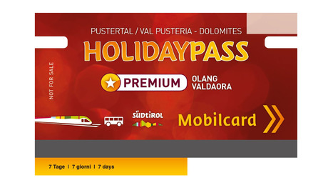 Advantage Card: Holiday Pass Premium