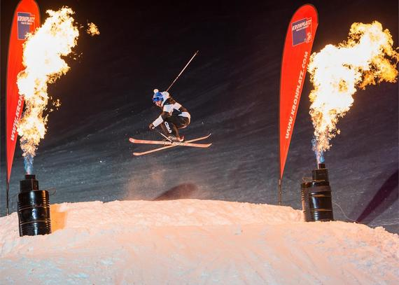 FIRE & ICE SKISHOW